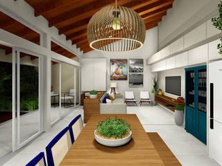 Bloco Z Arquitetura Rumah Modern