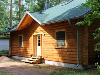 SCHOß INGENIEUR GmbH Rustic style houses