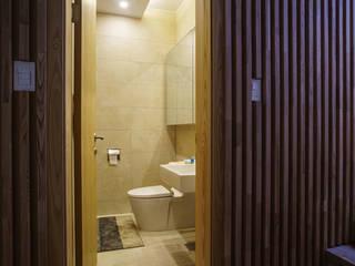 Phòng tắm by 위즈스케일디자인