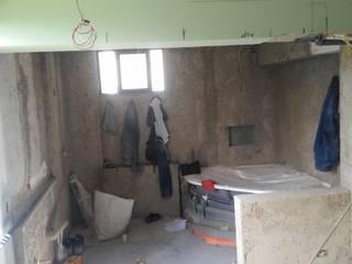Proy. Remodelacion de Apartamento 100m2: Baños de estilo  por Arquigrafic, c.a.