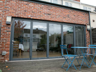 Ground floor and loft conversion - Portsmouth Oleh dwell design Modern