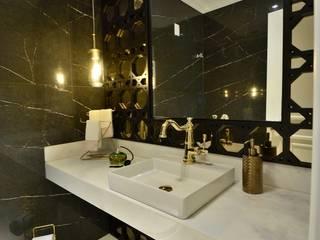 Lavabo DIOR: Banheiros  por Marcelo Minuscoli - Projetos Personalizados