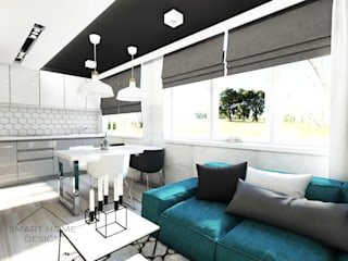 Living room by Smart Home Design