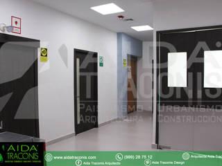 Hôpitaux modernes par AIDA TRACONIS ARQUITECTOS EN MERIDA YUCATAN MEXICO Moderne