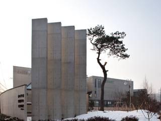 modern  by 건축사 사무소 YEHA, Modern