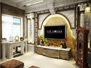 Các mẫu thiết nội thất phòng khách đẹp do VipHomes thực hiện:   by Công ty TNHH Kien Xay Nha