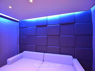 다대포현대아파트_시어터룸 - 부산: 노마드디자인 / Nomad design의