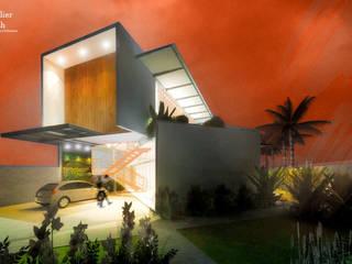 Casa da Baixa: Casas  por Atelier Bach,Moderno