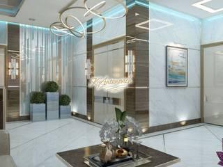 Study/office by Luxury Antonovich Design,