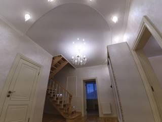 Классический интерьер дома от Цунёв_Дизайн. Студия интерьерных решений.