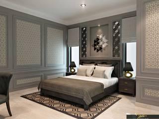 Bedroom - Solo Project :   by Jade Interior Design