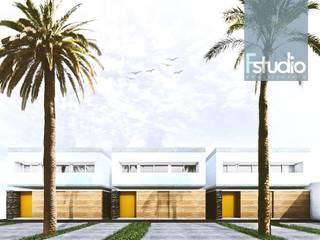 VILLAS CAMPESTRES: Villas de estilo  por Fstudio Arquitectura