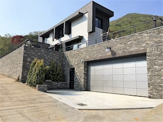 Houses by 건축사 사무소 YEHA, Modern