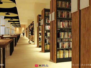 Study/office by 京悅室內裝修設計工程(有)公司|真水空間建築設計居研所, Industrial