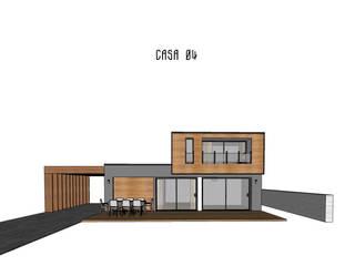 Moradia Chave-na-Mão Vila Nova de Famalicão por Constructive Architecture