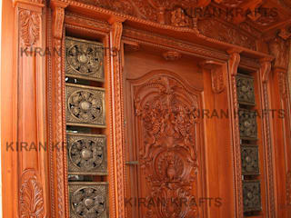 Carved Main Door by Kiran Enterprises Classic
