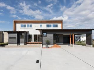 魚津のいえ: 伊田直樹建築設計事務所が手掛けたです。