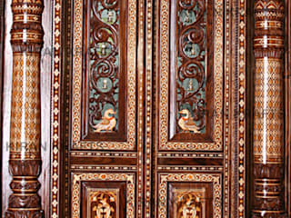 Pooja Room Door by Kiran Enterprises Asian