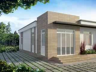 Einfamilienhaus von Công ty TNHH Xây Dựng TM – DV Song Phát, Modern