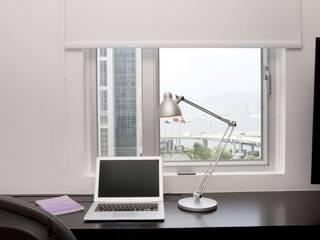 Healthy Garden Modern study/office by Clifton Leung Design Workshop Modern