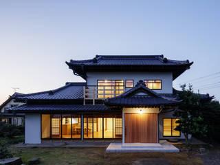 Casas de estilo  por m・style 一級建築士事務所, Moderno