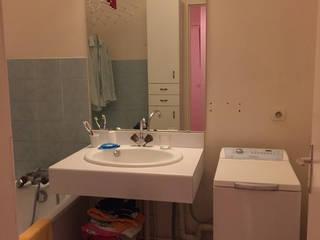 Salle de bain à Courbevoie:  de style  par Nuance d'intérieur