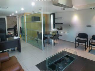 OFICINAS CORPORATIVAS Edificios de oficinas de estilo minimalista de Diseño Aplicado Avanzado de Guadalajara Minimalista