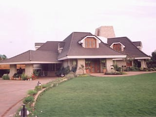 The Kalpana House Sunil Patil & Associates Bungalows
