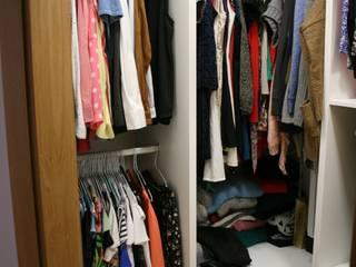 Almacén de Carpintería Gómez BedroomWardrobes & closets