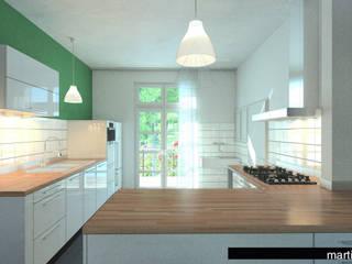 Visu Küche:   von habes-architektur
