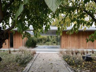 058_VILLA IN CAMPAGNA: Giardino in stile in stile Moderno di MIDE architetti