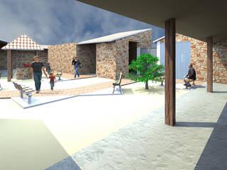 Espaço Cultural UFSB: Centros de exposições  por 2FCS - Arquitectura e Decoração