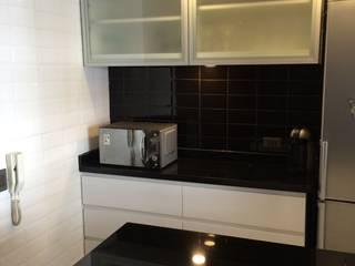 : Cocinas equipadas de estilo  por PICHARA + RIOS arquitectos
