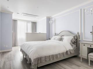 목동 하이페리온 183㎡ 56PY 클래식스타일 침실 by wid design 위드디자인 클래식