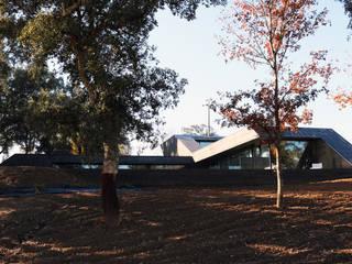 Casa do Vale dos Sobreiros: Casas  por Hugo Pereira Arquitetos