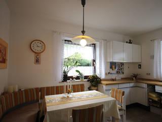 Küche vorher:   von Home Staging Cornelia Reichel