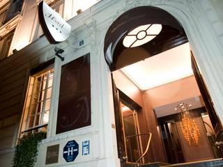 HOTEL CHAMBELLAN MORGANE*** Hôtels classiques par AGENCE DEL IN Classique