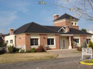 Casa BN de Estudio D3B Arquitectos Clásico