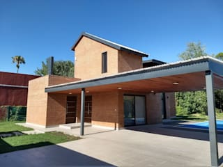 ECOS INGENIERIA Single family home Bricks