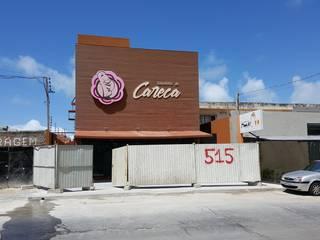 Edificios de oficinas de estilo  por Raul Balbino Engenharia Estrutural, Moderno