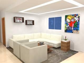 Casas de estilo  por Raul Balbino Engenharia Estrutural, Moderno