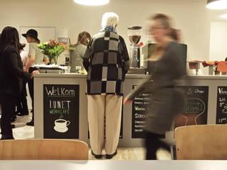 Lunet Werkcafé Industriële kantoor- & winkelruimten van Sterre Troostheide Industrieel