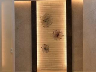 66평 엘크루블루오션 - 부산: 노마드디자인 / Nomad design의  벽