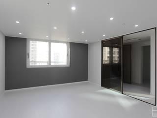 Bedroom by 홍예디자인, Modern