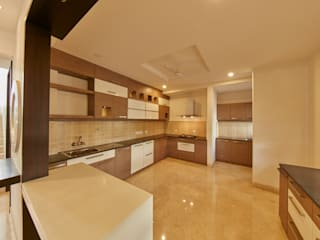 Kitchen storage Modern kitchen by homify Modern