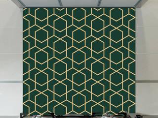 Coloured Glass Splashback Ideas & Inspiration: modern  by For the Floor & More, Modern