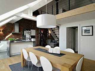modern Dining room by schüller.innenarchitektur