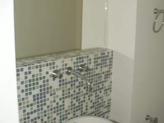 Casa Chenaut - Unidad Funcional n°4 Baños modernos de NG Estudio Moderno