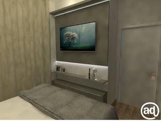 Attitude Dormitorios minimalistas Gris