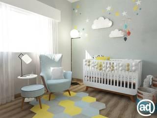 Attitude Baby room Grey